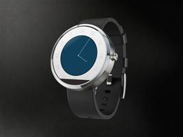 Simple clean minimal watch face by ndenlinger