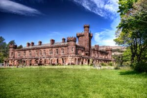 Kinloch Castle by Spyder-art
