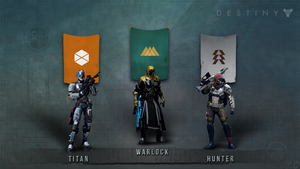 Destiny - Guardian Classes Wallpaper by leaks4you