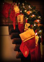The Stockings Were Hung... by amy-derfer