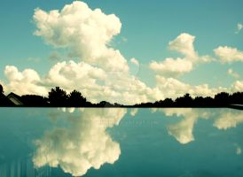 clouds by cansink
