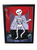 Dancing Skeleton by SequentialGlass