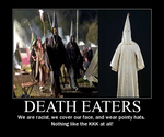 Death Eaters or KKK? by dance790