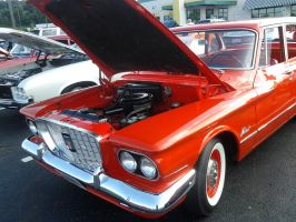 1962 Plymouth Valiant by BackMasker