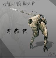 Sketching more mechs. by CoalM