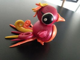 Phoebe the Phoenix by Mymonkeysocks