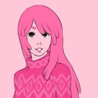 Princess Bubblegum by shirl-ame
