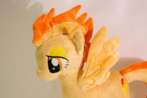 Spitfire Plush - Sneak Peak by siriasly