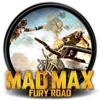 Mad Max Icon by Komic-Graphics