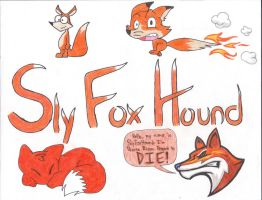 SlyFoxHound Logo Thing by soccerlover5