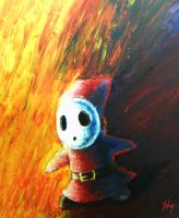 Shyguy by Jebey