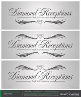 Diamond Receptions Concepts by VisuallySpeaking
