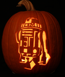 R2-D2 Light Version by johwee