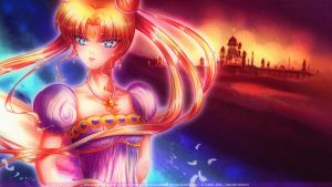 Princess Serenity WP by Axsens