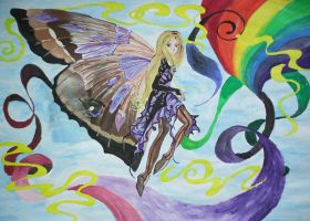 anime butterfly fairy by avril-anime-lover