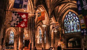 St Giles cathedral by PedroValeira