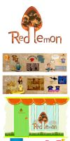 Red Lemon by RedPaints