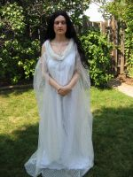 Arwen's Bridge Dress by ThreeRingCinema