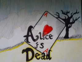 Alice is Dead logo UPDATED by AperatureScience