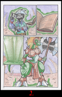 Summon Backfire. Page 2. by Virus-20