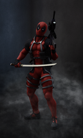 Deadpool by 6and6