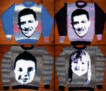 Family Jumpers by GRichmond
