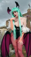 Morrigan Aensland by 0oMrsHydeo0
