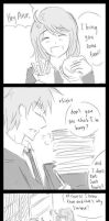 APH: When I See Your Face by haru890