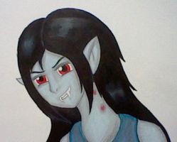 Marceline the Vampire Queen by GothNebula