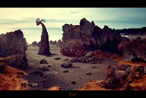 Rocks by Eredel