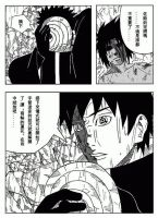 Madara...? chapter 396 spoiler by Thecmelion
