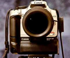 My camera's self portrait by ajohns95616
