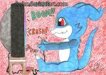 Veemon game by ferhc