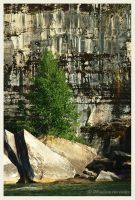 Painted Cliffs by kessalia