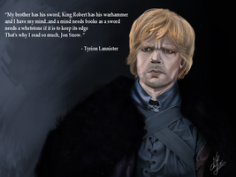 Tyrion Lannister by LeonSerade