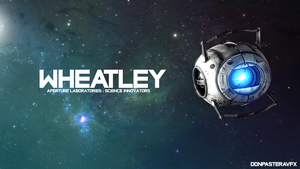 SFM - Meet Wheatley by kingdeviantart6530