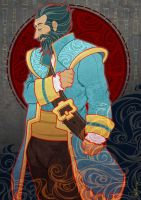 Admiral Kunkka Is My Name by cottonwings