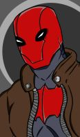 Under the Red Hood by DarksiderXZero
