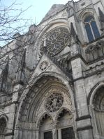 The Cathedral Church of St. John the Divine by Hawklegs