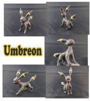 Weekly Sculpture: Umbreon by ClayPita
