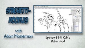 Spaghetti Doodles: Episode 4 by AdamMasterman