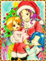 Merry Xmas! You are my best gift by Hanatsuki-Ai