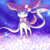 Sylveon  - the Mirror of the Heart by YogurtYard