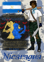 APH Elementary Contest Entry: Nicaragua by X-I-L2048