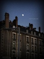 Last Evening by Mademoiselle-Pixelle