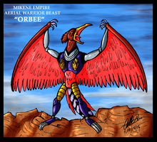 Mazinger series Mikene Empire - Orbee by GearGades