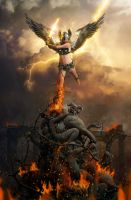 War Angel by Mr-Ripley