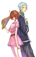 HM:Molly and Toby by MATSUOBORO