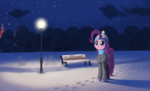 Left Alone by MrScroup