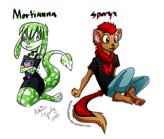 Behold, Neopets! by NotAGoddess
